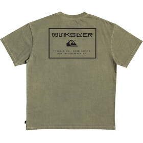 Quiksilver X Comp SS T-shirt Herrer, oliven